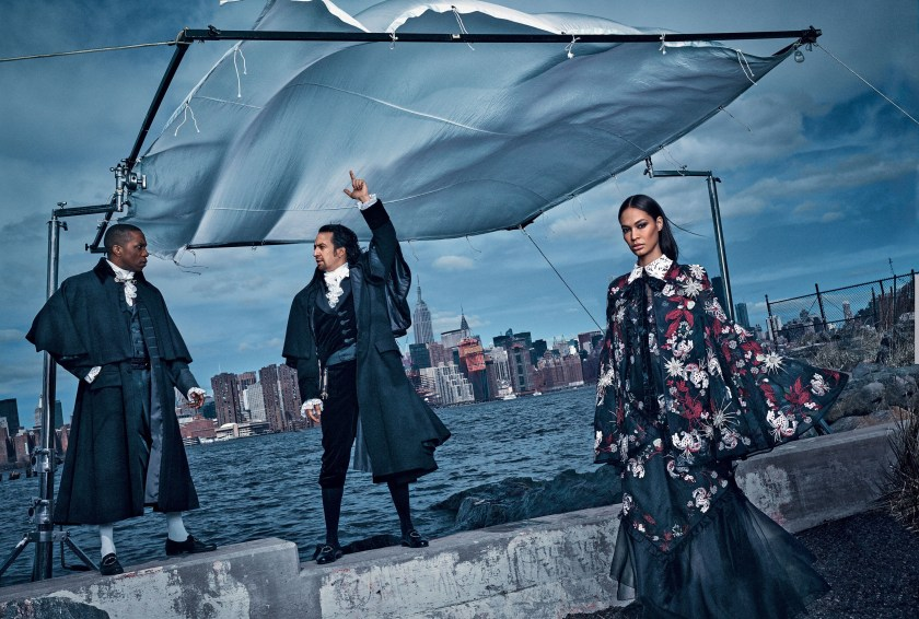 VOGUE MAGAZINE A Revolution on Broadway by Mikael Jansson. Camilla Nickerson, June 2016, www.imageamplified.com, Image Amplified (1)