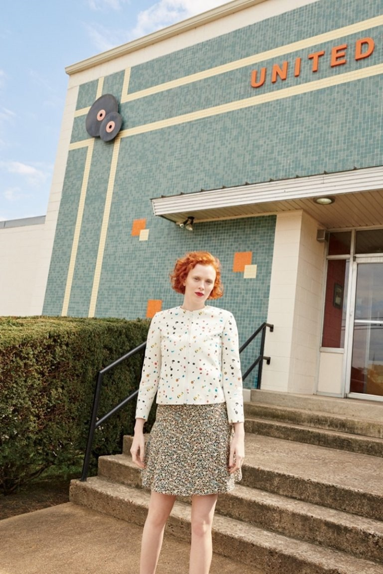 BERGDORF GOODMAN Karen Elson by Tung Walsh. Pre-Fall 2016, www.imageamplified.com, Image Amplified (12)
