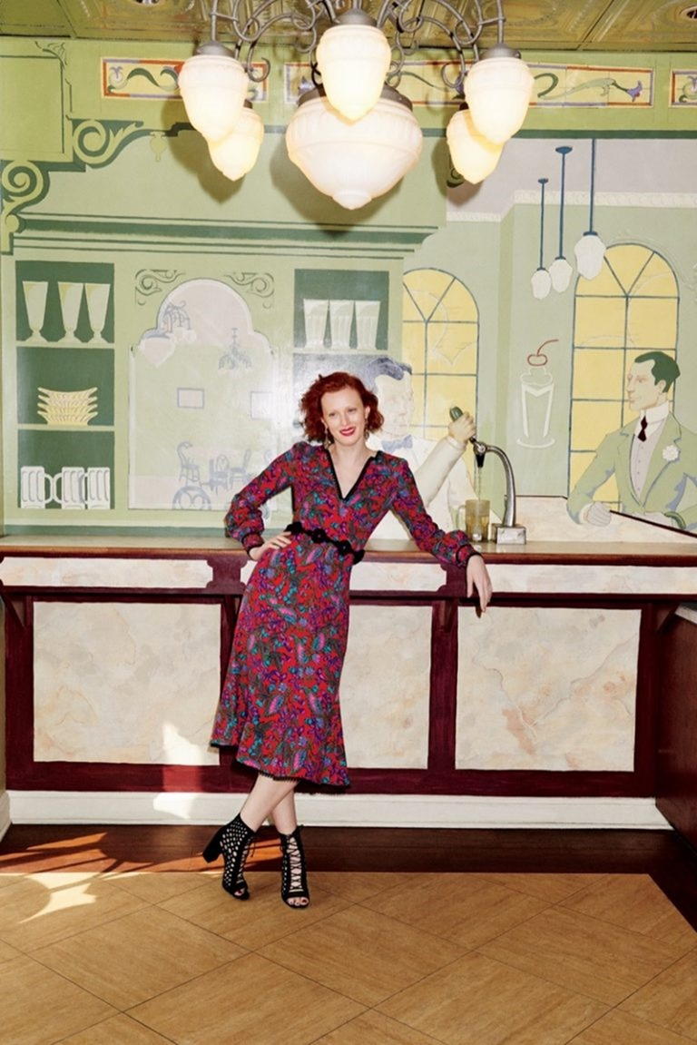 BERGDORF GOODMAN Karen Elson by Tung Walsh. Pre-Fall 2016, www.imageamplified.com, Image Amplified (20)