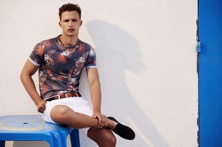 CAMPAIGN Nathaniel Visser for River Island Summer 2016 by Nick Haddow. www.imageamplified.com, Image Amplified (9)