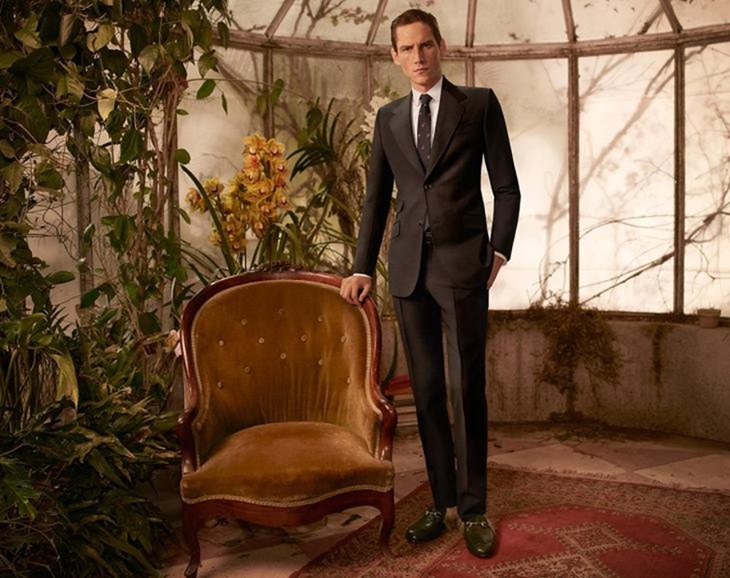 CAMPAIGN Roch Barbot for Gucci Tailoring Fall 2016 by Glen Luchford. www.imageamplified.com, Image Amplified (2)