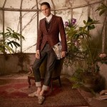 CAMPAIGN: Roch Barbot for Gucci Tailoring Fall 2016 by Glen Luchford
