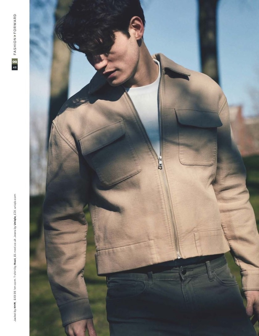 GQ UK Sam Way by Olly Burn. Grace Gilfeather, June 2016, www.imageamplified.com, Image Amplified (2)