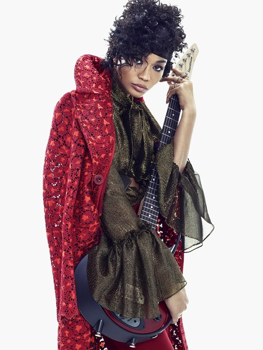HARPER'S BAZAAR SERBIA Chanel Iman by Joshua Jordan. Kisha Jones, June 2016, www.imageamplified.com, Image Amplified (6)
