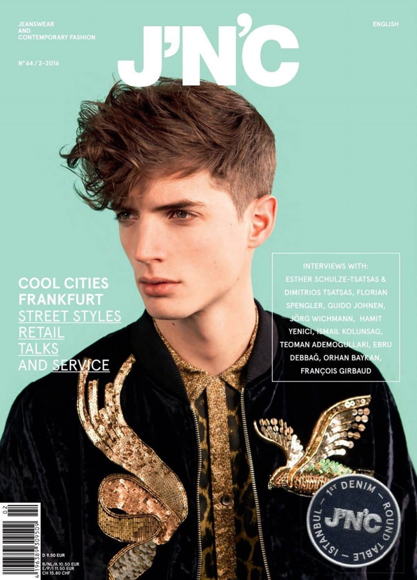 J'N'C MAGAZINE Olli Greb by Dennis Weber. Summer 2016, www.imageamplified.com, Image Amplified (2)