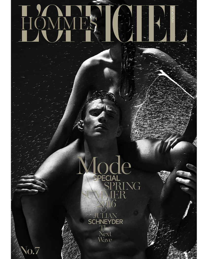 L'OFFICIEL HOMMES SINGAPORE Julian Schneyder & Melanie Smith by Chuando & Frey. Joshua Cheung, Spring 2016, www.imageamplified.com, image amplified (7)