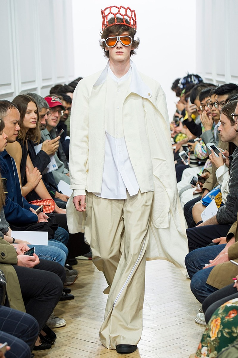 LONDON COLLECTIONS MEN J.W. Anderson Spring 2017. www.imageamplified.com, Image Amplified (21)