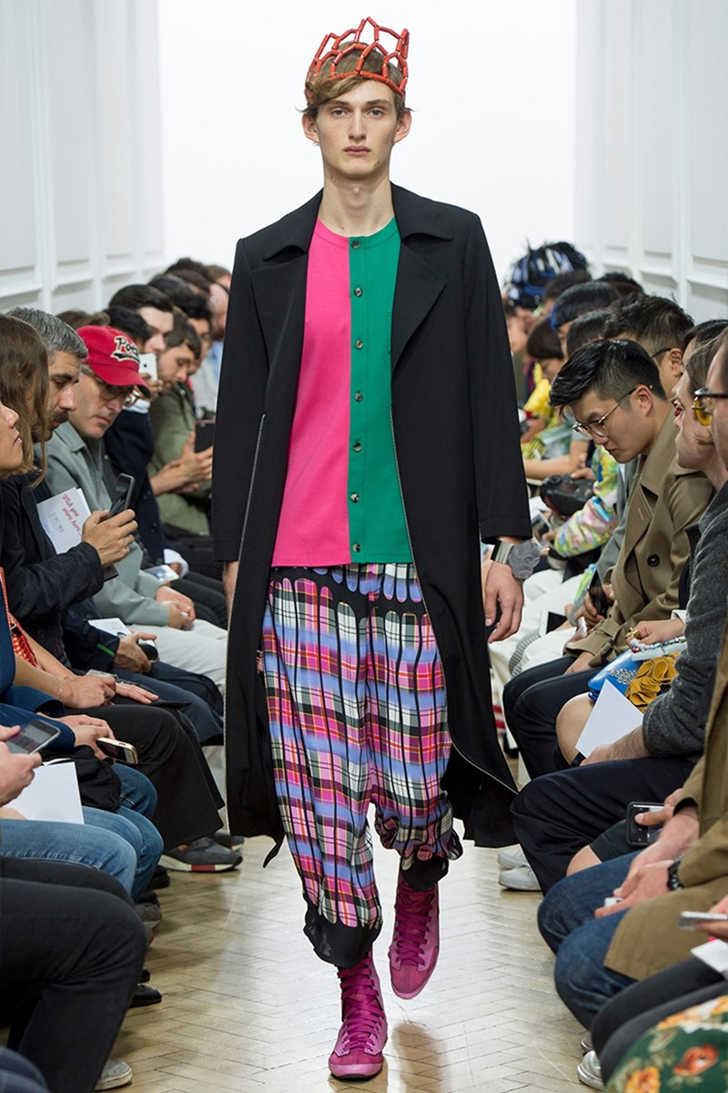 LONDON COLLECTIONS MEN J.W. Anderson Spring 2017. www.imageamplified.com, Image Amplified (40)