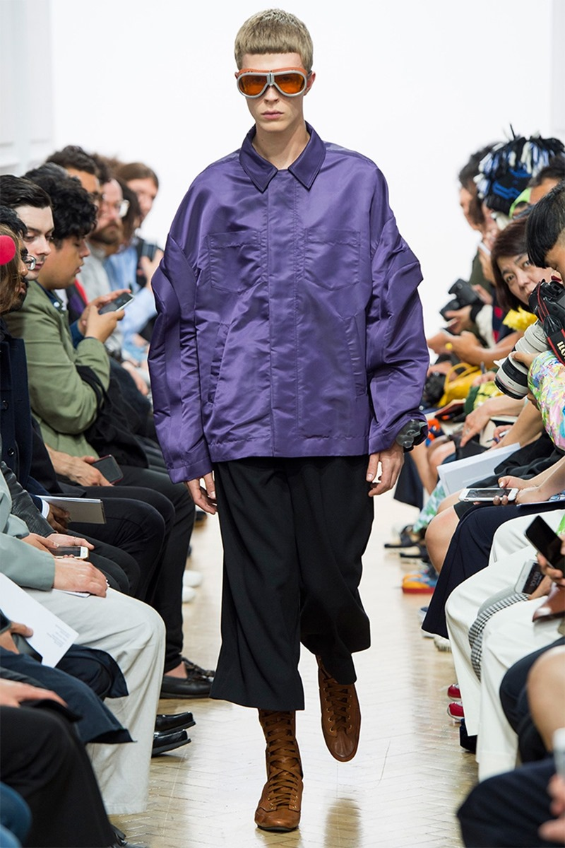 LONDON COLLECTIONS MEN J.W. Anderson Spring 2017. www.imageamplified.com, Image Amplified (7)