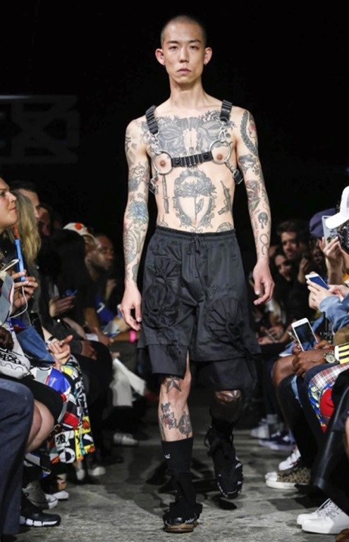 LONDON COLLECTIONS MEN KTZ Spring 2017. www.imageamplified.com, Image Amplified (26)