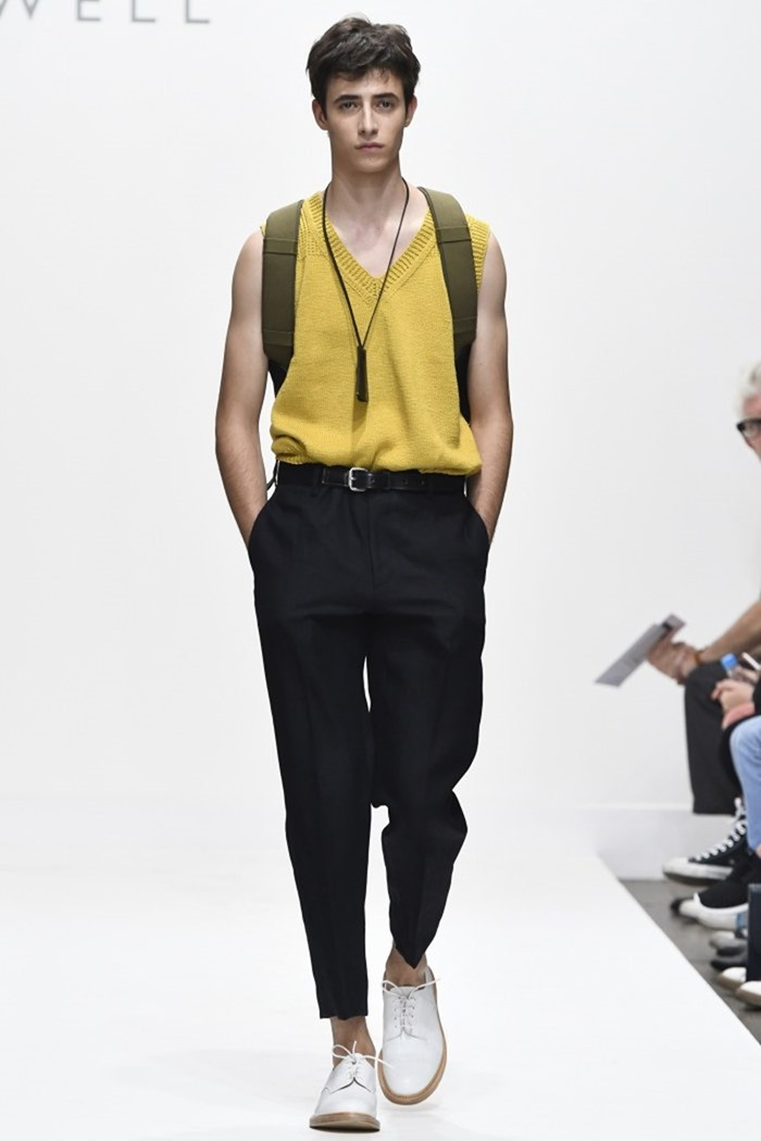 LONDON COLLECTIONS MEN Margaret Howell Spring 2017. www.imageamplified.com, Image Amplified (20)