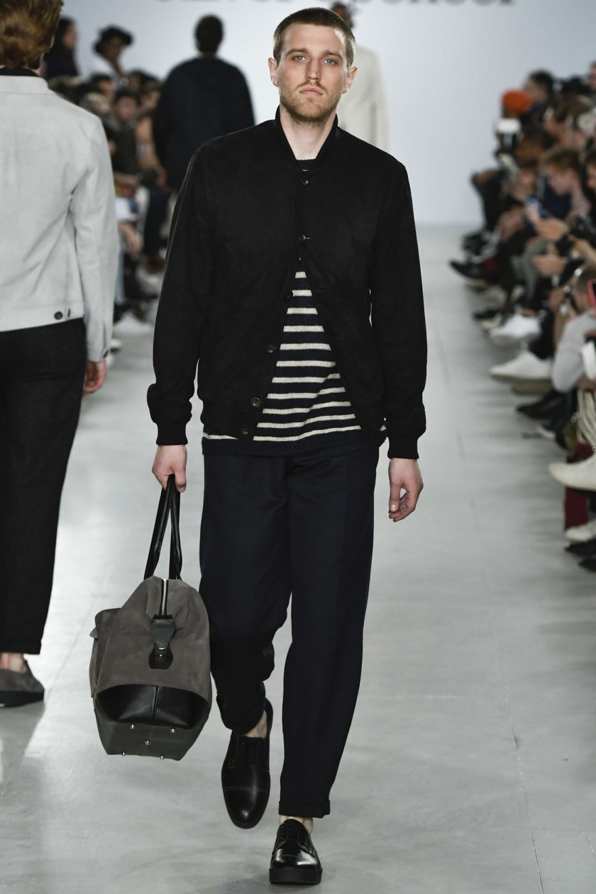 LONDON COLLECTIONS MEN Oliver Spencer Spring 2017. www.imageamplified.com, Image Amplified (20)