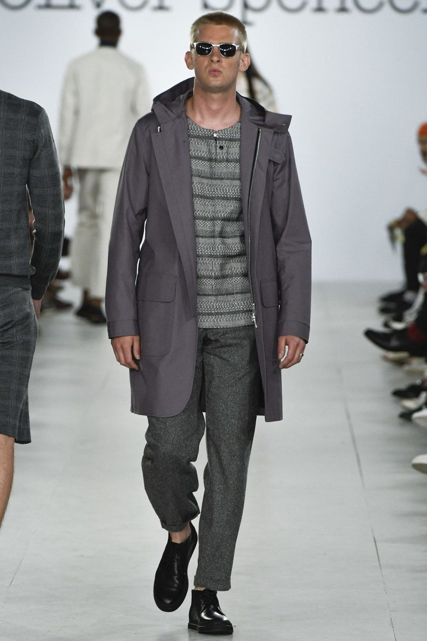 LONDON COLLECTIONS MEN Oliver Spencer Spring 2017. www.imageamplified.com, Image Amplified (24)