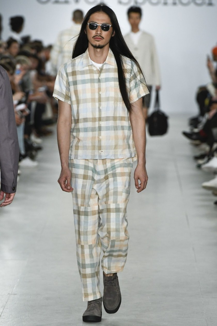 LONDON COLLECTIONS MEN Oliver Spencer Spring 2017. www.imageamplified.com, Image Amplified (25)