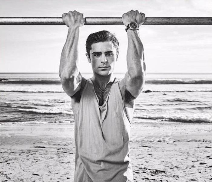 MEN'S FITNESS Zac Efron by Jeff Lipsky. Spring 2016, www.imageamplified.com, Image Amplified (3)