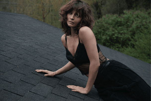 RUSSH MAGAZINE Helena Christensen by Tim Barber. Camilla Stark, Summer 2016, www.imageamplified.com, Image Amplified (3)