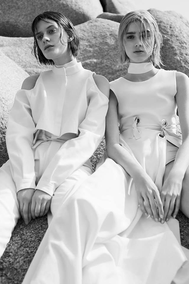 TWOJ STYL MAGAZINE Izabela Bielawska & Jay Jankowska by Agata Pospieszynska. Spring 2016, www.imageamplified.com, Image Amplified (2)