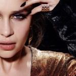 VIOLET GREY: Emilia Clarke by Naj Jamai