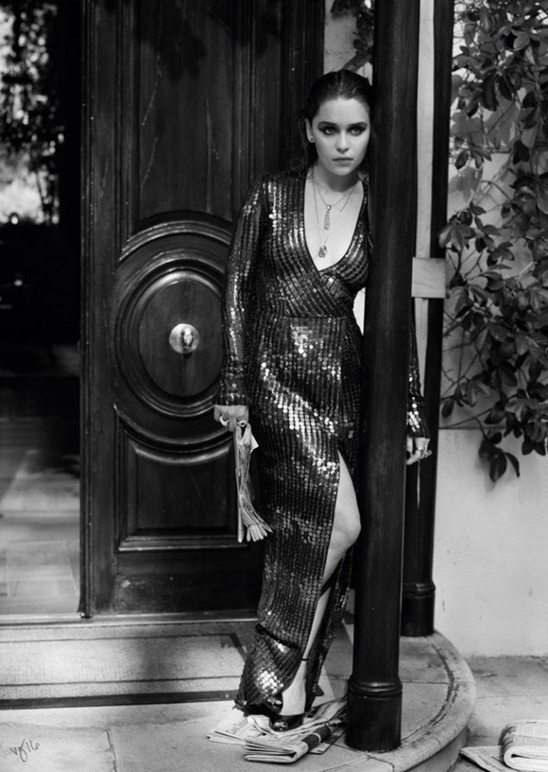 VIOLET GREY Emilia Clarke by Naj Jamai. Petra Flannery, Summer 2016, www.imageamplified.com, Image Amplified (1)