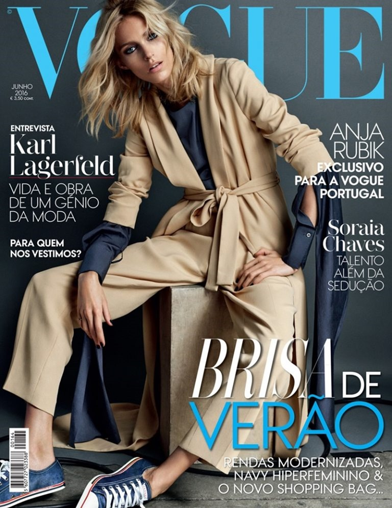 VOGUE PORTUGAL Anja Rubik by Hunter & Gatti. Ada Kokosar, June 2016, www.imageamplified.com, Image Amplified (1)