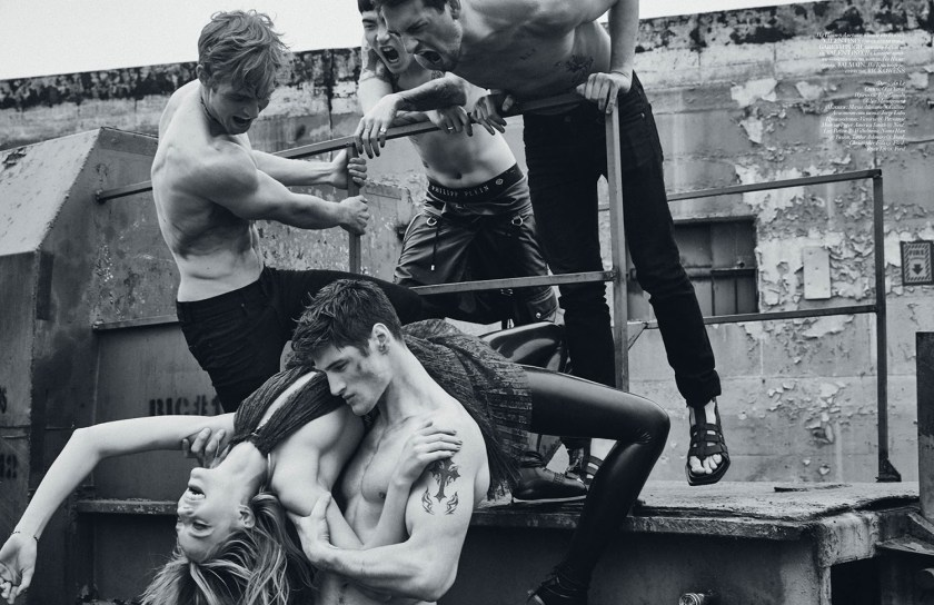 VOGUE UKRAINE Fight Club by An Le. Olga Yanel, June 2016, www.imageamplified.com, Image Amplified (18)