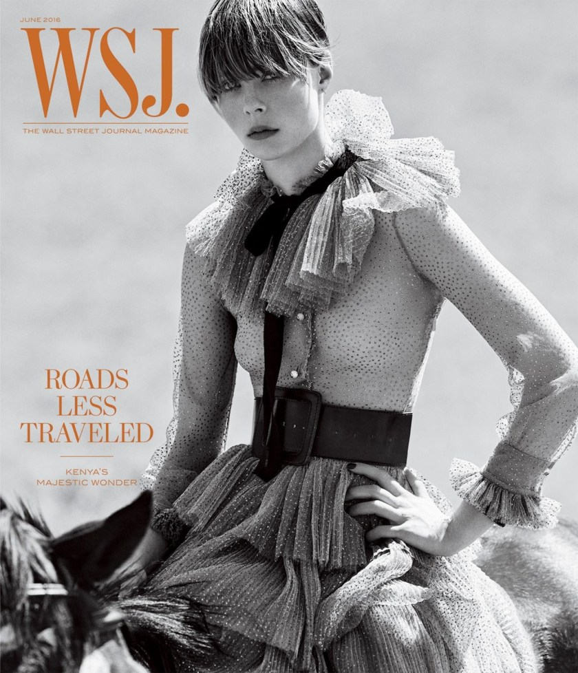 WSJ MAGAZINE Anna Ewers & Edie Campbell by Mikael Jansson. George Cortina, June  2016, www.imageamplified.com, Image Amplified (26)