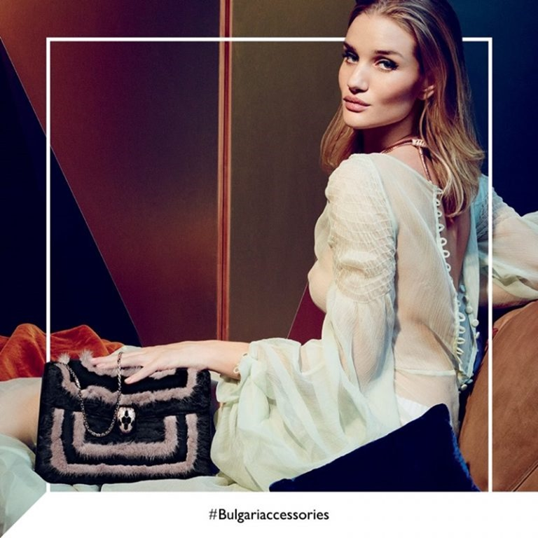 CAMPAIGN Rosie Huntington-Whiteley for Bulgari Fall 2016 by Michael Avedon. www.imageamplified.com, Image Amplified (1)