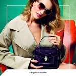 CAMPAIGN: Rosie Huntington-Whiteley for Bulgari Fall 2016 by Michael Avedon