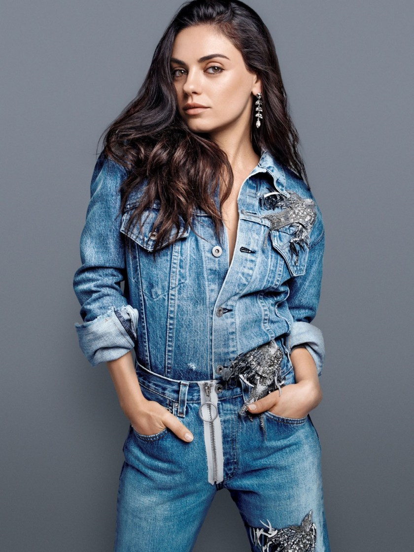 GLAMOUR MAGAZINE Mila Kunis by Steven Pan. Katie Mossman, August 2016, www.imageamplified.com, Image Amplified (1)