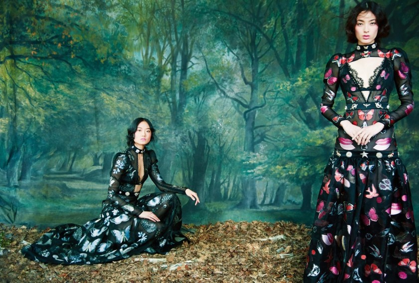 HARPER'S BAZAAR UK A Fresh Look At Fashion by Erik Madigan Heck. Leith Clark, August 2016, www.imageamplified.com, Image Amplified (23)