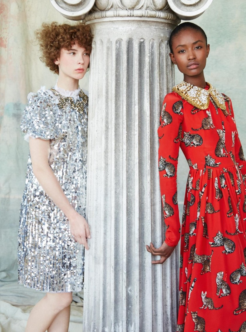 HARPER'S BAZAAR UK A Fresh Look At Fashion by Erik Madigan Heck. Leith Clark, August 2016, www.imageamplified.com, Image Amplified (26)