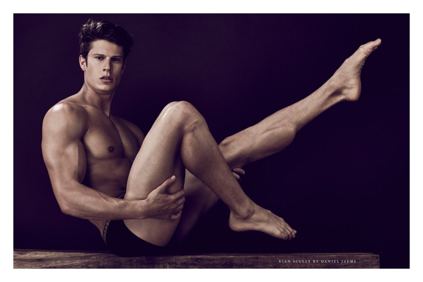 MASCULINE DOSAGE Eian Scully in Obsession No17 by Daniel Jaems. Summer 2016, www.imageamplified.com, Image Amplified (4)