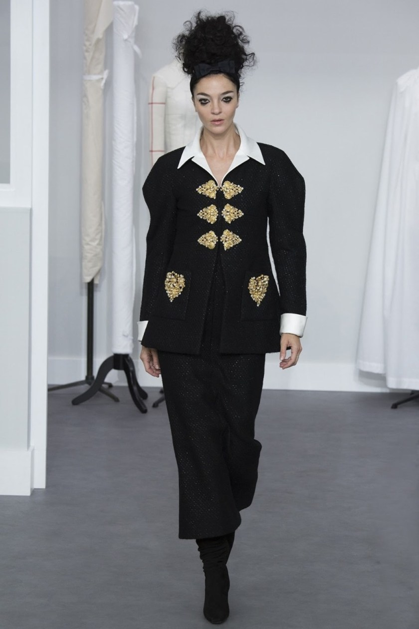 PARIS HAUTE COUTURE Chanel Fall 2016. www.imageamplified.com, Image Amplified (40)