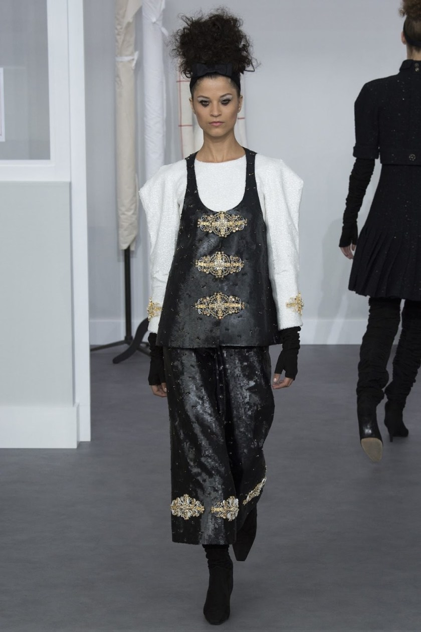 PARIS HAUTE COUTURE Chanel Fall 2016. www.imageamplified.com, Image Amplified (41)