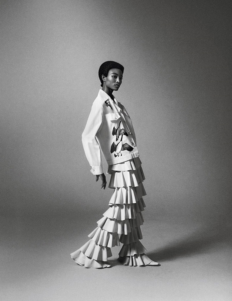 VOGUE PARIS Alicia Burke by David Sims. Jane How, May 2016, www.imageamplified.com, Image Amplified (5)