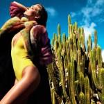 VOGUE SPAIN: Elsa Hosk by Greg Kadel