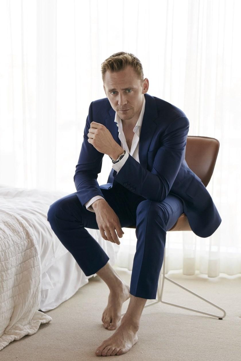 W MAGAZINE ONLINE Tom Hiddleston by Mona Kuhn. Patrick Mackie, June 2016, www.imageamplified.com, Image Amplified (3)