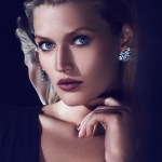 CAMPAIGN: Toni Garrn for Cartier 'Magicien' 2016 by Ben Hassett