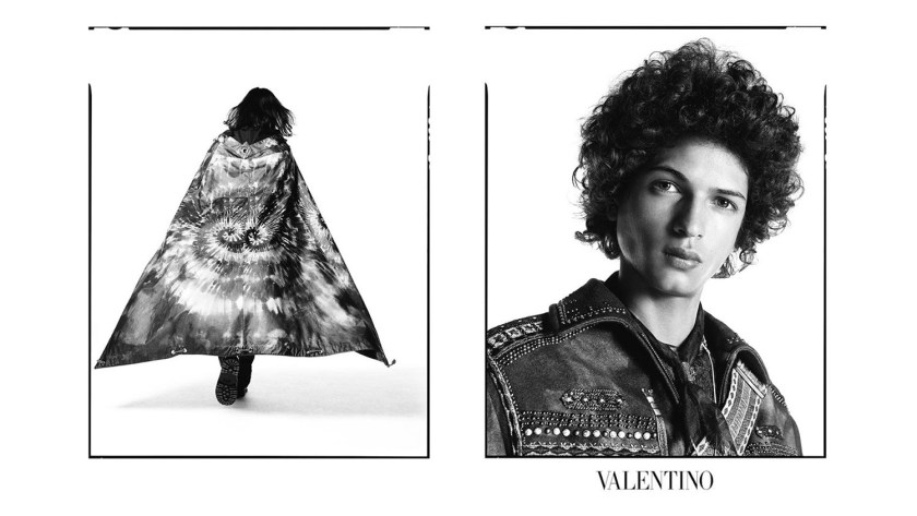 CAMPAIGN Valentino Fall 2016 by David Bailey. www.imageamplified.com, Image Amplified6