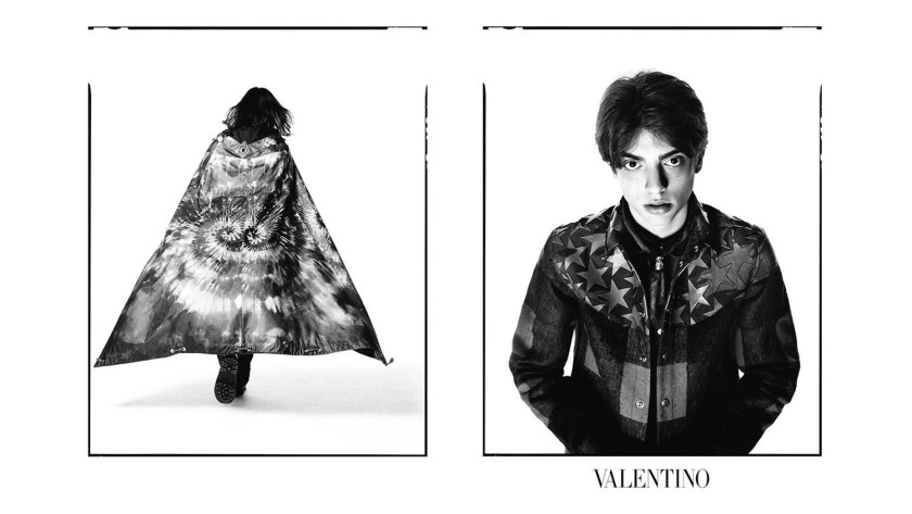 CAMPAIGN Valentino Fall 2016 by David Bailey. www.imageamplified.com, Image Amplified7