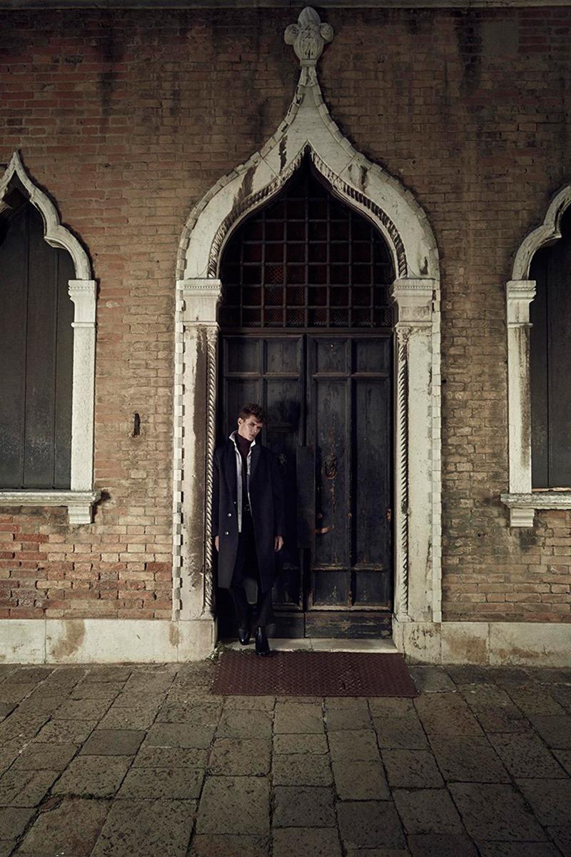 GENTLEMAN ITALIA Jordy Baan by Giovanni Squatriti. Gioia Carrozzi, Summer 2016, www.imageamplified.com, Image Amplified10