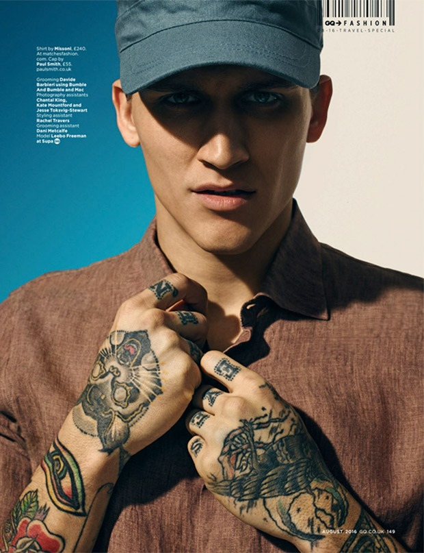 GQ UK Leebo Freeman by Matthew Shave. Mark McMahon, August 2016, www.imageamplified.com, Image Amplified6