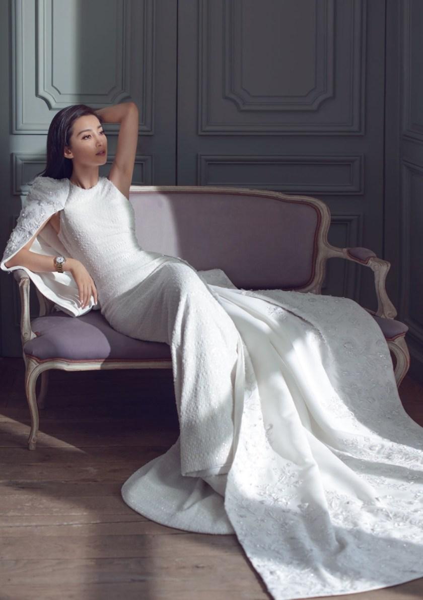 HARPER'S BAZAAR CHINA Li Bingbing by Chen Man. Xiao Mu Fan, September 2016, www.imageamplified.com, Image Amplified5