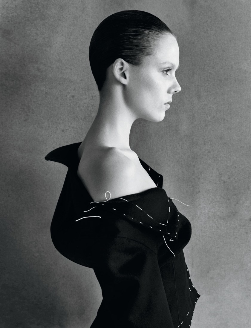 INTERVIEW MAGAZINE Kiki Willems by Patrick Demarchelier. Karl Templer, August 2016, www.imageamplified.com, Image Amplified1
