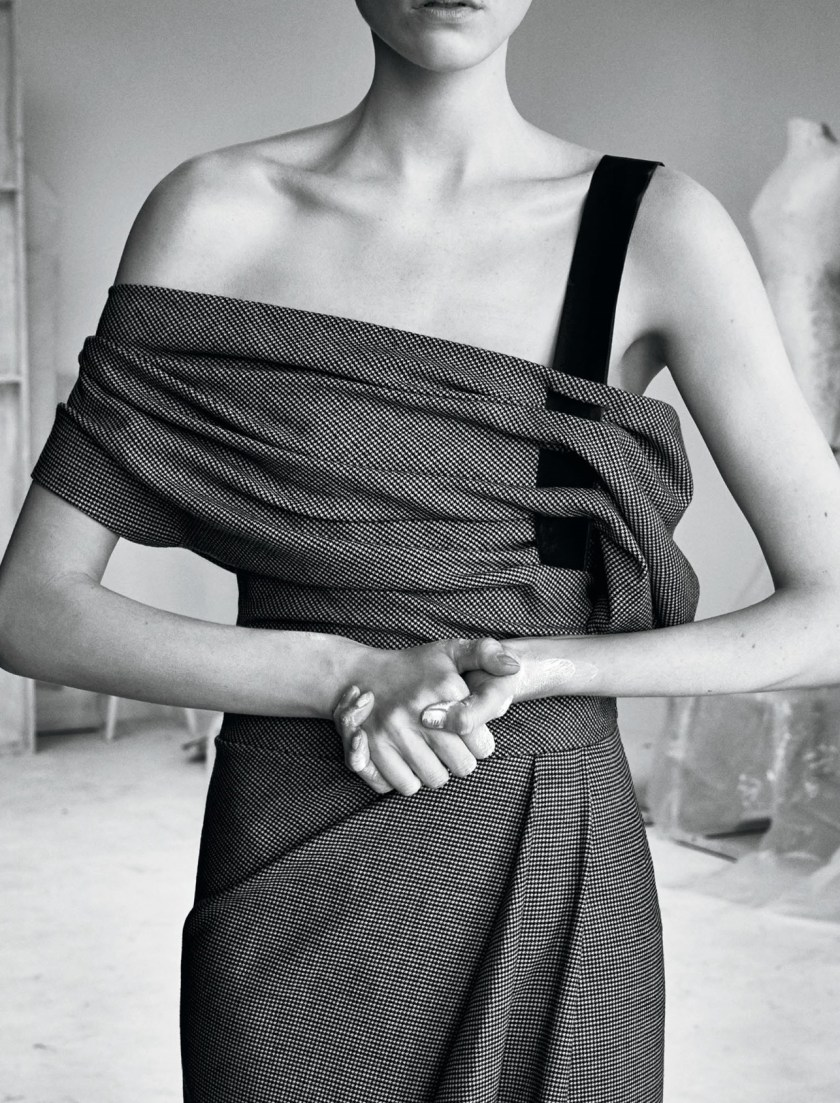 INTERVIEW MAGAZINE Kiki Willems by Patrick Demarchelier. Karl Templer, August 2016, www.imageamplified.com, Image Amplified10