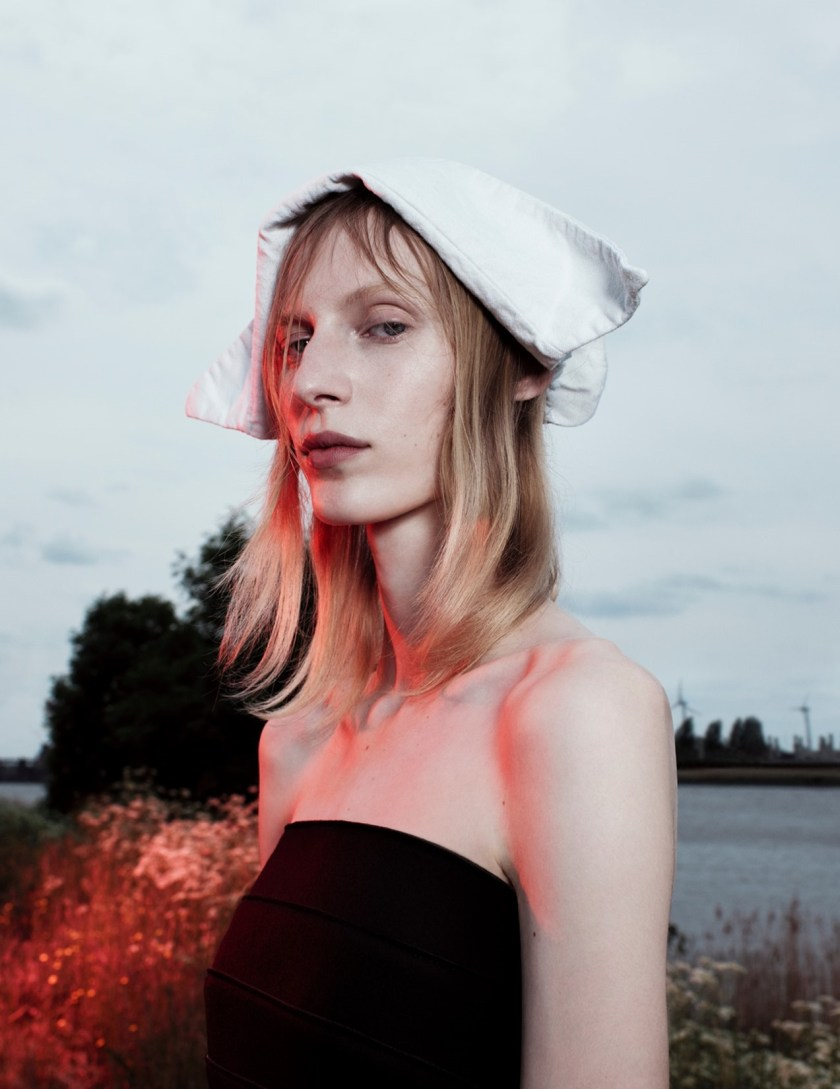 LOVE MAGAZINE Julia Nobis by Willy Vanderperre. Olivier Rizzo, Fall 2016, www.imageamplified.com, Image Amplified15