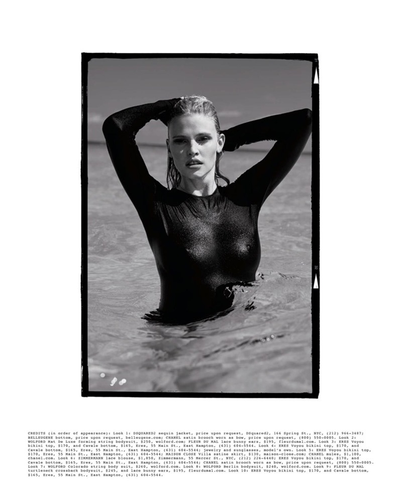 THE DAILY Lara Stone by Sebastian Faena. August 2016, www.imageamplified.com, Image Amplified (8)