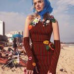 VOGUE AUSTRALIA: Lily Donaldson by Sebastian Kim