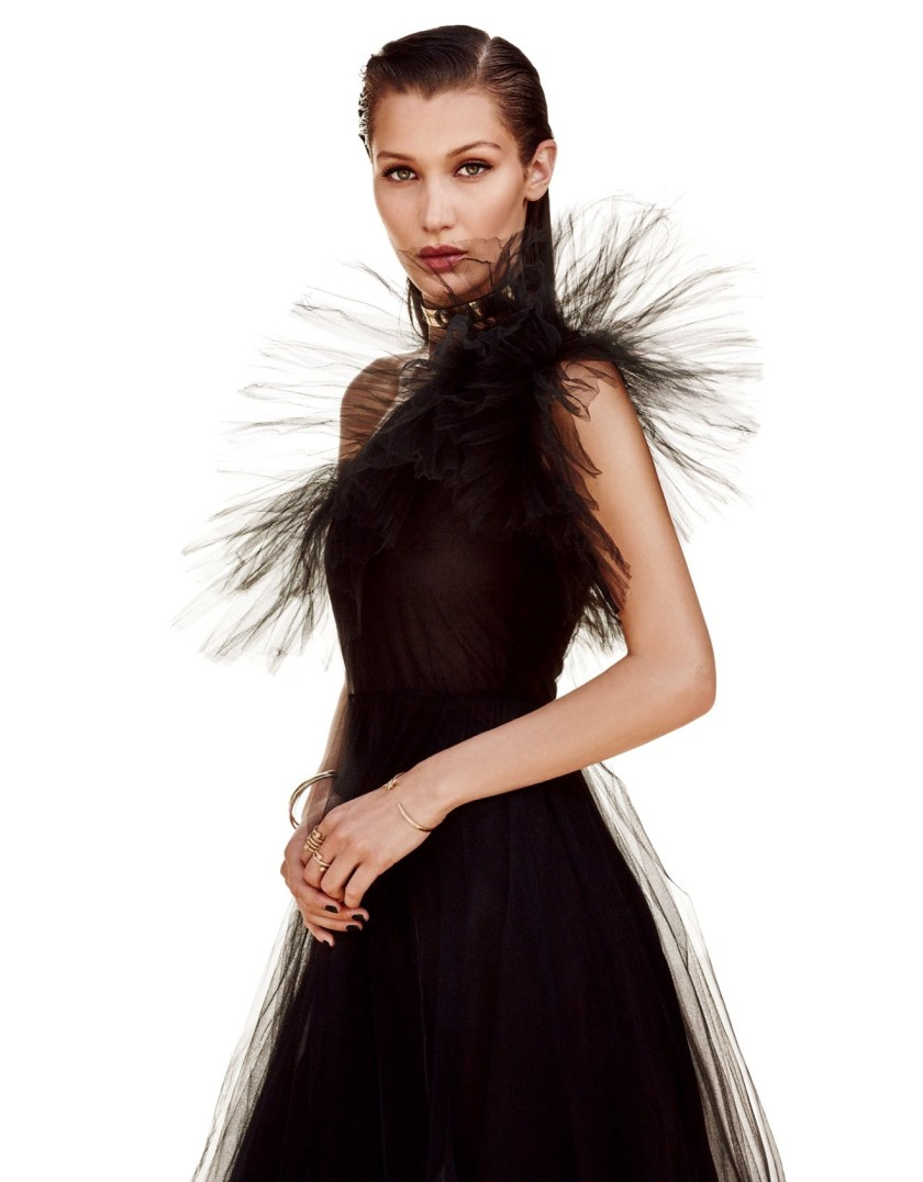 VOGUE JAPAN Bella Hadid by Giampaolo Sgura. Anna Dello Russo, September 2016, www.imageamplified.com, Image Amplified3
