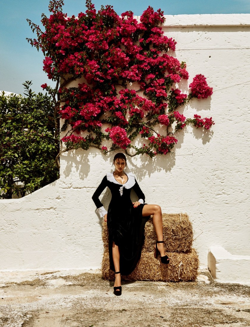 VOGUE JAPAN Irina Shayk by Giampaolo Sgura. Anna Dello Russo, September 2016, www.imageamplified.com, Image Amplified15